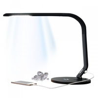 Gemoro Horizon LED Lamp BLK