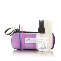 Sparkle Travel Kit Purple