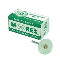 Moores Disc Plas Sand Medium