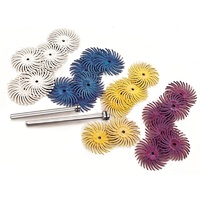 Radial Bristle Assortment 26pce Kit