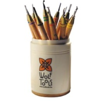 Wolf Wax Carvers 18pce Set