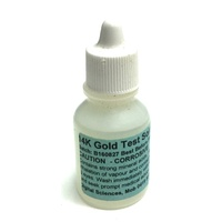 Test Acid 14ct