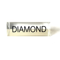 Acrylic Sign Diamond