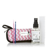 Sparkle Travel Kit Pink Chev