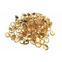 Citrine Oval Stone 8x6mm
