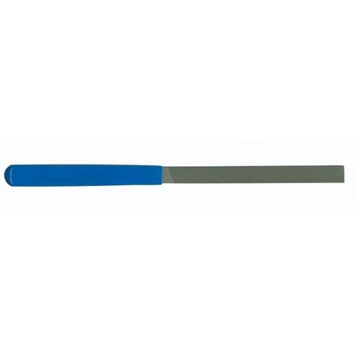 Wax File Flat with Handle 21cm
